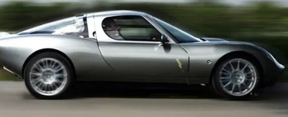 WellsVertige是一款来自英国的850公斤中置发动机跑车