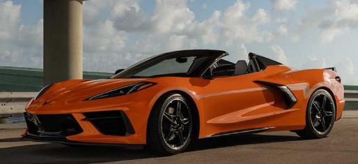 雪佛兰无法足够快地制造2021Corvettes