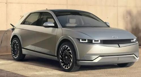 推出系列电动汽车现代Ioniq5