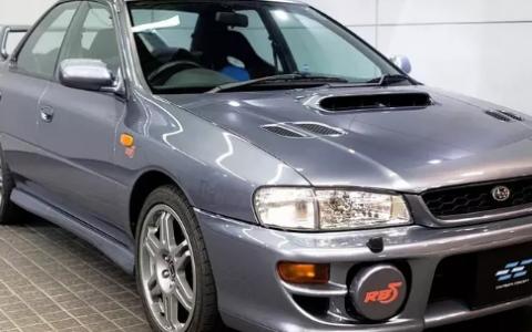 22岁的斯巴鲁翼豹销量是新车的五倍