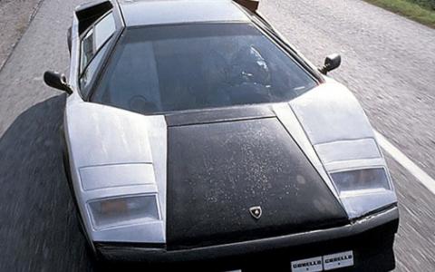 1987年兰博基尼CountachEvoluzione原型车为现代超级跑车铺平了道路