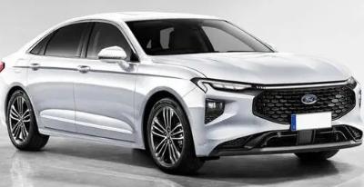 福特宣布了一款神秘车型可能成为蒙迪欧的继任者