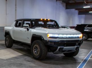 GMC将与悍马EV一起销售全尺寸电动皮卡