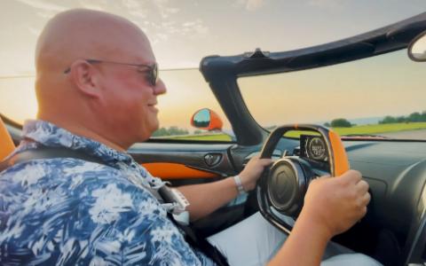Koenigsegg展示了Jesko的试生产原型标志着在其首次亮相两年半后即将开始生产