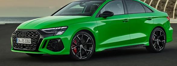 2022年奥迪RS3亮相将于2022年上半年在澳大利亚上市