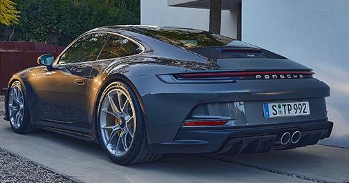 保时捷透露新款911GT3车型的细节
