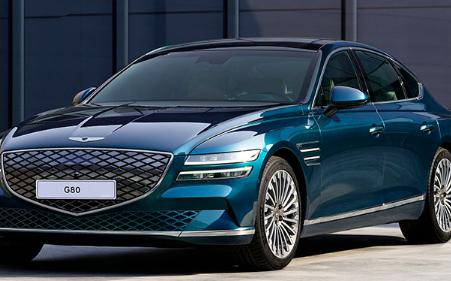 Genesis推出了该品牌的第一款全电动汽车