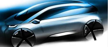 现代暗示即将推出的氢动力运动轿车