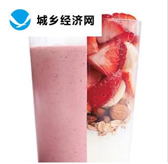 水果燕麦冰沙制作方法