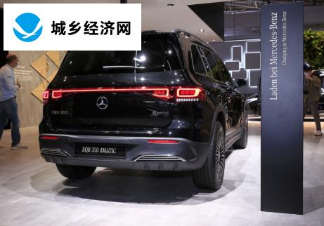 2022款梅赛德斯奔驰EQB电动紧凑型SUV抵达慕尼黑欧洲销量确认