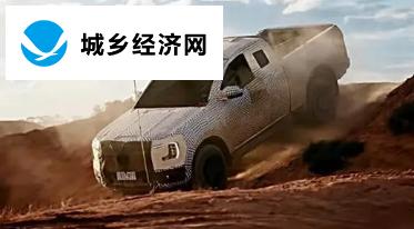 2022年福特Ranger在澳大利亚丛林中预览