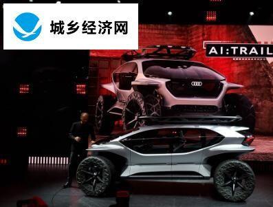 奥迪AITRAILquattro是未来的越野车