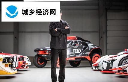 KenBlock将与奥迪合作开发未来的电动汽车