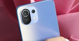 小米11Lite5GNE将获得三大Android更新