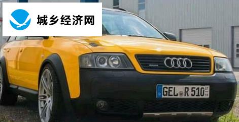 这是世界上第一辆奥迪RS6Allroad