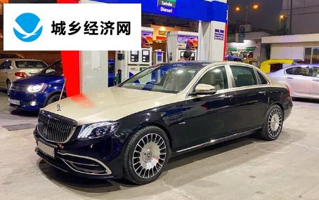 看看中国的梅赛德斯奔驰迈巴赫E级轿车